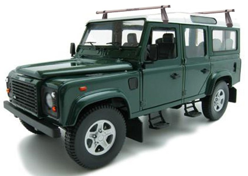 Roofrackproducts Co Uk Land Rover Defender 90 Rhino 2 Bar