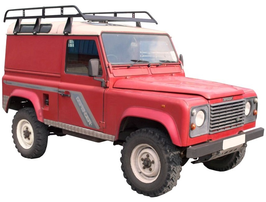 Roofrackproducts Co Uk Land Rover Defender 90 Rhino Roof