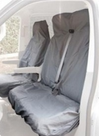 Single And Double Front Van Seat Cover