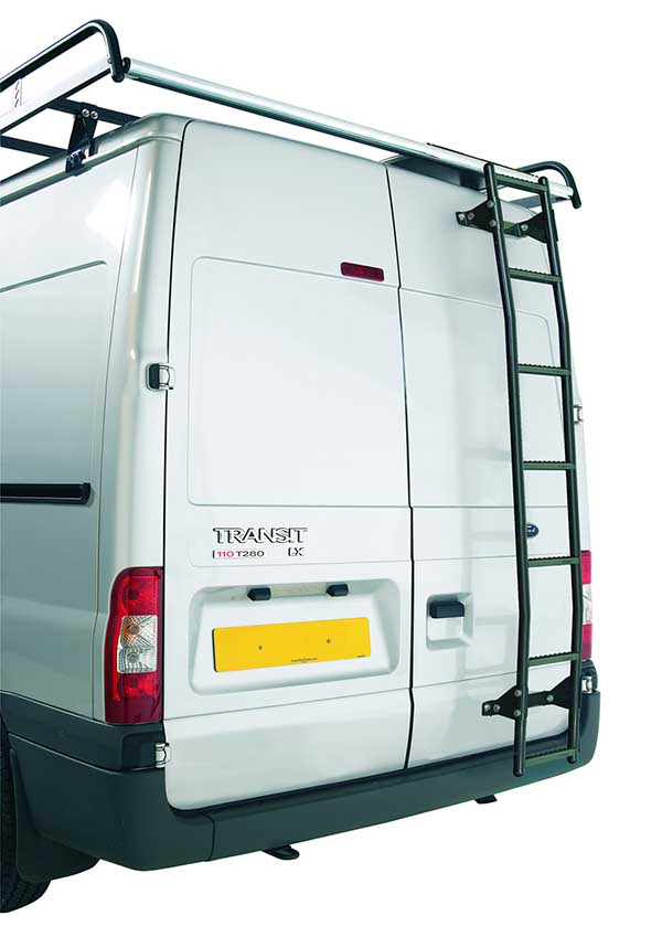 Ladder Roof Rack >> Roofrackproducts.co.uk Ford Transit 2014 Onwards Rhino Van ...